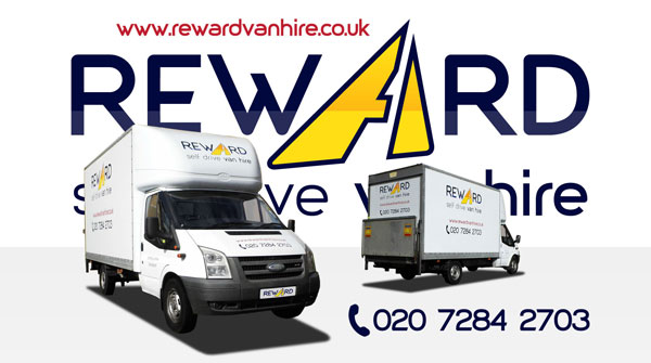 reward van